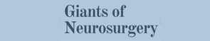 Giants of Neurosurgery Logo
